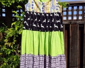 Little Girls Sun Dress