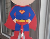 Superman Die Cut Centerpiece