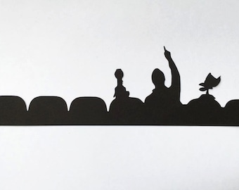 Mystery Science Theater 3000 (Mst3k) vinyl decal