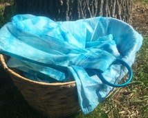 Summer Essentials-Bahama Blue-Cotton Ring Sling