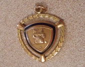 Vintage Western Electric Telephone Service Award Charm