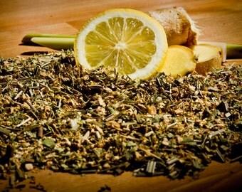 Organic Ginger Lemon Drop Herbal Tea