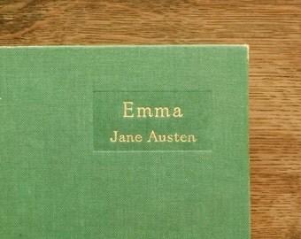 1940s vintage Emma by Jane Austen