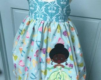 Tiana Dress - Ready to Ship Size 3