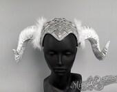 Ram Horned Headdress