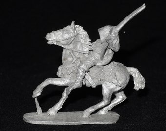 Ral Partha 1979 Dungeons and Dragons Two Piece Horse and Rider Set