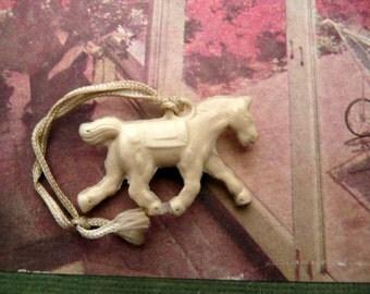 Vintage Horse Charm