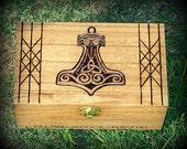 Mjolnir Keepsake Box