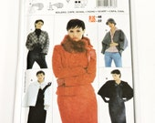 Burda 8173 Pattern, Bolero Cape Scarf, Original New Uncut Pattern, Evening Shawl Prom Wrap itsyourcountry