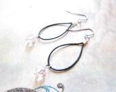 Rosaline Swarovski Crystal Hoop Earrings TCJG