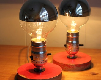 Pair of Accent Lamps