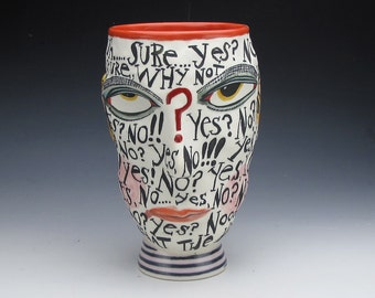 Tattoo Man Cup