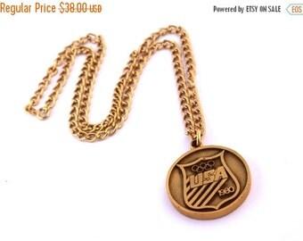 1980 USA Olympics XXII Gold Medal