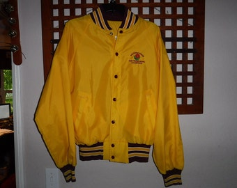 1987 Arizona State Rose Bowl Yellow Jacket M