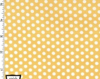 Mango Kiss Dots from Michael Miller