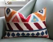 Brunschwig & Fils Uzbek Pillow Cushion Cover