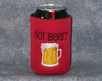 Can Cooler, Got Beer, Can Cozy