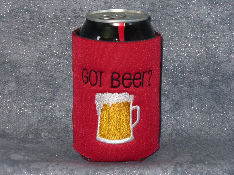 Beer Can Cooler ~ Can cooler got beer cozy