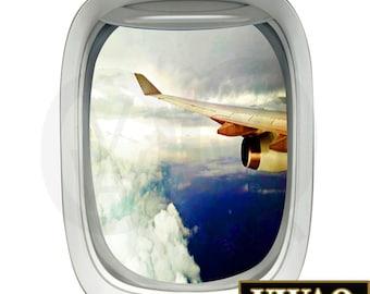 Airplane games online air gunner wings decal