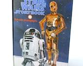 Vintage Star Wars Storybook 1978, First Edition, Hard Cover, Darth Vader, C3P0, Luke Skywalker, excellent condition
