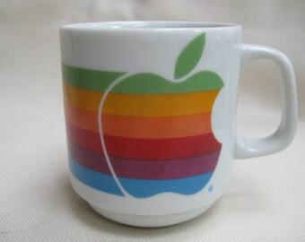 Vintage Apple Computer Mug