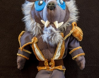 Greymane, the Lord of the Worgen - Heroes of the Storm