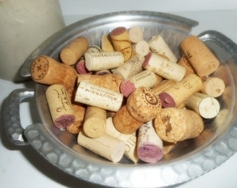 Lot of 50 Corks Craft Supplies Art Supply Assorted Corks Wine Corks