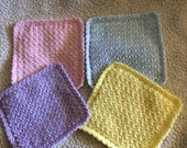 Blankets Set of 4 For Small Dolls