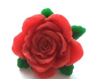Gypsy Mexican Rose Ring