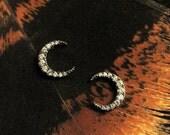 Moon Jewelry - Moon Earrings