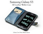 Galaxy S3 Leather Wallet ...