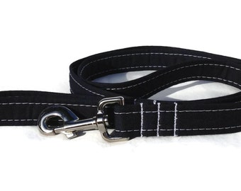 Dog Leash - Denim