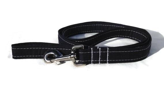 Dog Leash - Denim