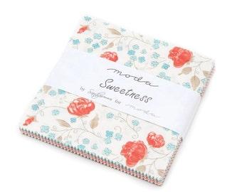 Moda - Sandy Gervais - Sweetness Charm Pack