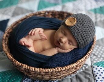 baby boy hat, newborn hat, newborn baby hat, newborn boy hat, baby hat