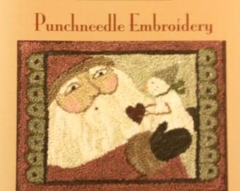 Teresa Kogurt Needlepunch Punchneedle  Embroidery kit/pattern
