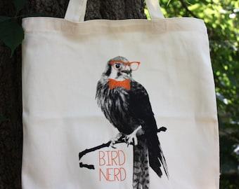 Bird Nerd - Tote Bag