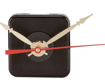 Silent Sweep Quartz Movement, Replacement Clock Mechanisms