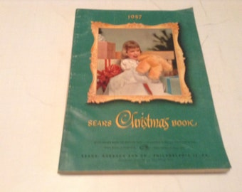 1957 sears christmas book catalog complete 417 pages