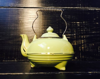 Vintage Tea Kettle, Teapot , Vintage Coffee pot
