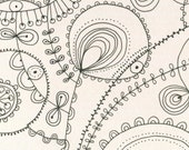 Instant download - extreme colouring - abstract colouring for adults -