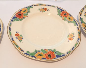 J&G MEAKIN China Side Plates, 5, Tea, Cakes, Sandwiches SPRING SALE