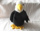 Vintage 1996 Beanie Baby Baldy the Eagle