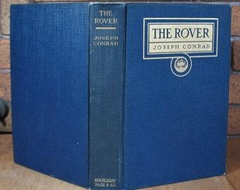 The Rover by Joseph Conrad HC 1st Edition 1923