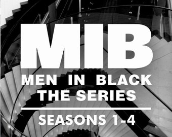 Men In Black: The Series DVDs