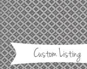 Private Custom Listing for Cynthia