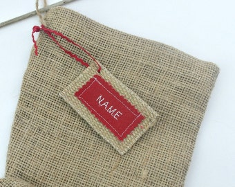 Personalize your Christmas stocking
