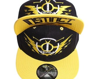 Pokemon Go Inspired - Team Instinct Snapback