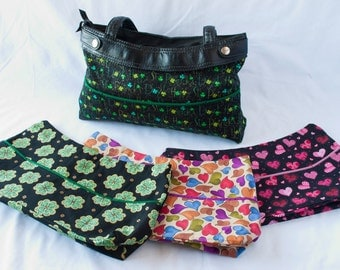 Thirty-one Skirt Purse Skirt (Old Style) with Pockets!
