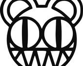 Radiohead - Vinyl Decal